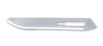 Picture of #70XT Non-Sterile Carbon Steel Scalpel Blades - Box of 100