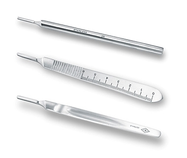 Picture for category Standard Scalpel Handles
